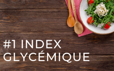 #1 Perdre du poids avec l'index glycémique
