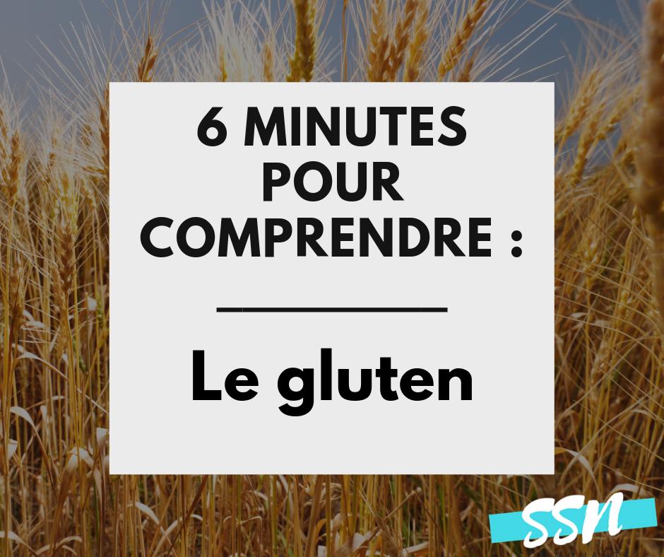 comprendre le gluten